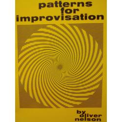 Oliver Nelson – Patterns For Improvisation.