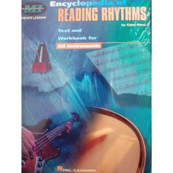 Gary Hess – Encyclopedia Of Reading Rhythms