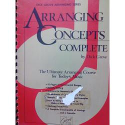 Usato: Dick Grove – Arranging Concepts Complete