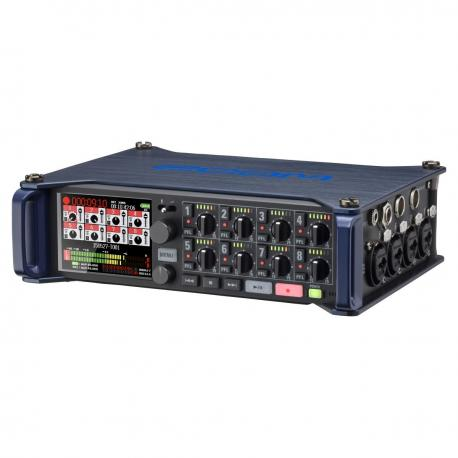 ZOOM F-8 MULTITRACK RECORDER