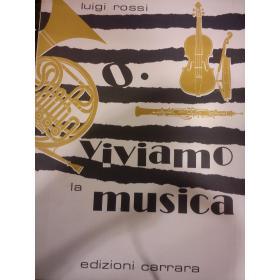 Luigi Rossi - Viviamo La Musica.