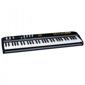 CONTROLLER SOUNDSATION MIDI USB A TASTIERA KEYLITE-61