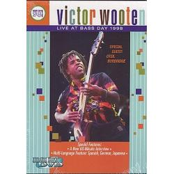 Victor Wooten - Live at bass day 1998