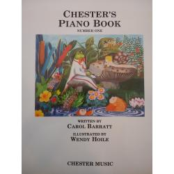 Barrat - Chester's piano book number one