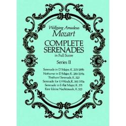 Mozart - Mozart complete senadies series 2