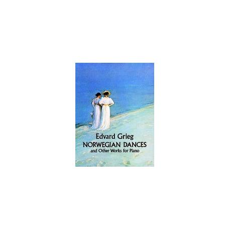 Grieg - Norwegian dances