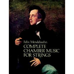 Mendelssohn - Complete chamber music for strings
