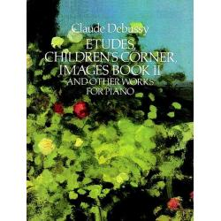 Claude Debussy - Childrens corner image book 2