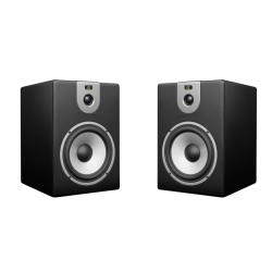 COPPIA STUDIO MONITOR S. CLARITY 8A-B BLACK 8""