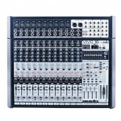 MIXER SOUNDSATION VIVO-16UFX