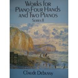Debussy - Works for piano four hands and two pianos