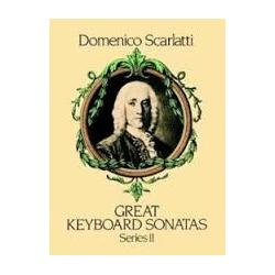 Scarlatti - Great keyboard sonatas series 2