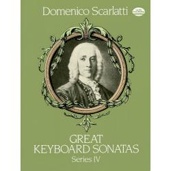 Scarlatti - Great keyboard sonatas series 4