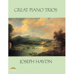 Haydn - Great piano trios