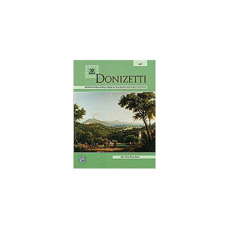 Donizetti - rediscovereed song from autographs(low version)