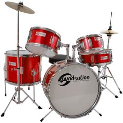 BATTERIA JUNIOR SOUNDSATION JDK516-MR