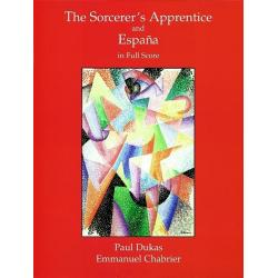 Dukas Chabrier - The sorcer'r Apprentice and Espana