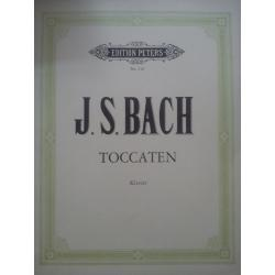 J.S.Bach – Toccaten