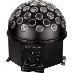 CRYSTAL BALL A LED SOUNDSATION CB540-3W
