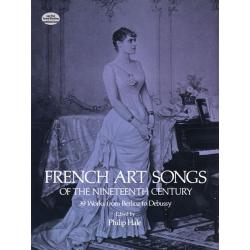 Berlioz-Debussy - French art songs