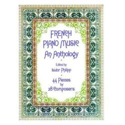 Philips - French piano music and Anthology