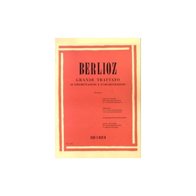 Hector Berlioz - Grande Trattato di Strumentazione e di Orchestrazione (Parte 3)