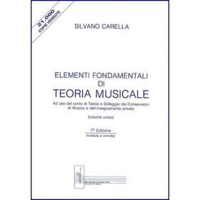 Carella - Elementi fondamentali di teoria musicale