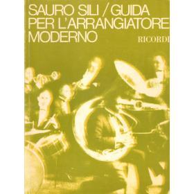 Sauro Sili - Guida per l'arrangiatore moderno
