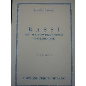 Jacopo Napoli - Bassi