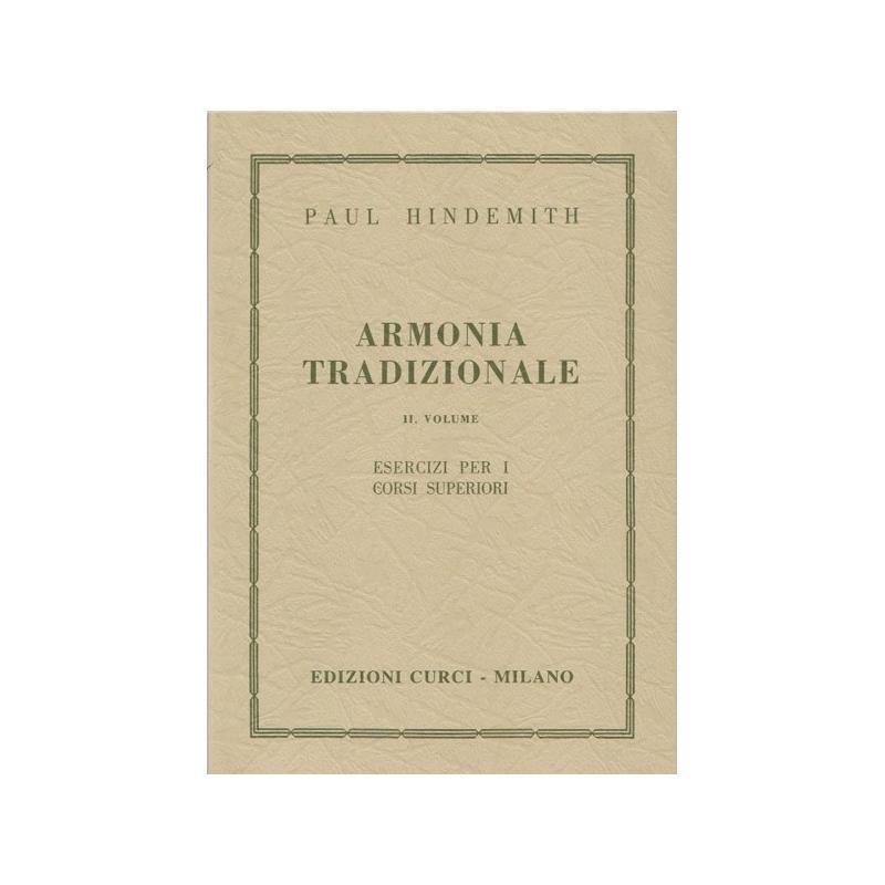Hindemith - armonia tradizionale volume 2