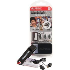 SET EARPLUG ALPINE MUSICSAFE PRO MKIII BLACK EDITION