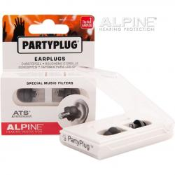 SET EARPLUG ALPINE PARTYPLUG BLACK EDITION