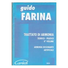 Farina - trattato di armonia 2 volume