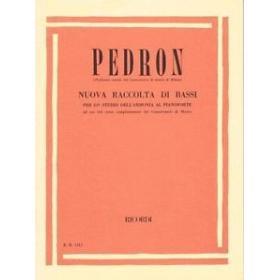 Pedron - nuova raccolta di bassi.