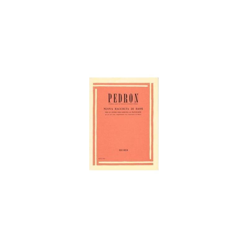Carlo Pedron - Nuova Raccolta di Bassi.