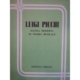 Picchi - Scuola moderna di teoria musicale