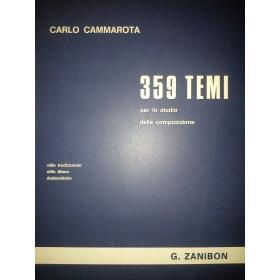 Cammarota - 359 temi per lo studio della composizione