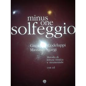 Codeluppi - Sgargi - Minus one solfeggio