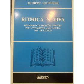 Hubert Stuppner - Ritmica Nuova.