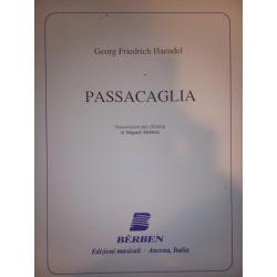 Georg Friedrich Haendel – Passacaglia