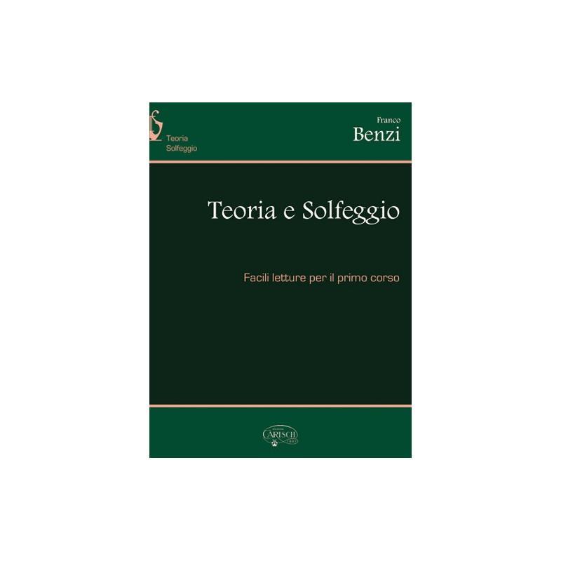 Franco Benzi - Teoria e Solfeggio