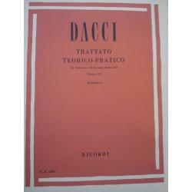 Dacci - trattato teorico pratico parte 4