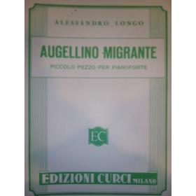 Alessandro Longo – Augellino migrante