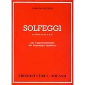 Azzolini - Solfeggi