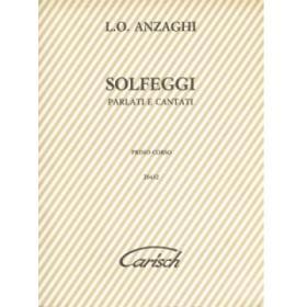 Luigi Oreste Anzaghi - Solfeggi Parlati e Cantati (Primo Corso)