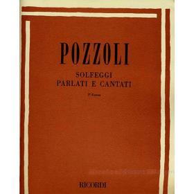 Pozzoli - Solfeggi parlati e cantati 3 corso