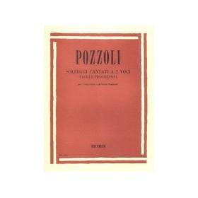 Ettore Pozzoli - Solfeggi Cantati a 2 Voci.