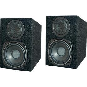 BX 1 - Coppia di casse monitor 80W