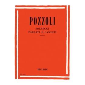 Ettore Pozzoli - Solfeggi Parlati e Cantati (Corso 2)