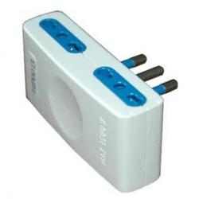 KARMA CC 9570 - Adattatore elettrico multipresa
